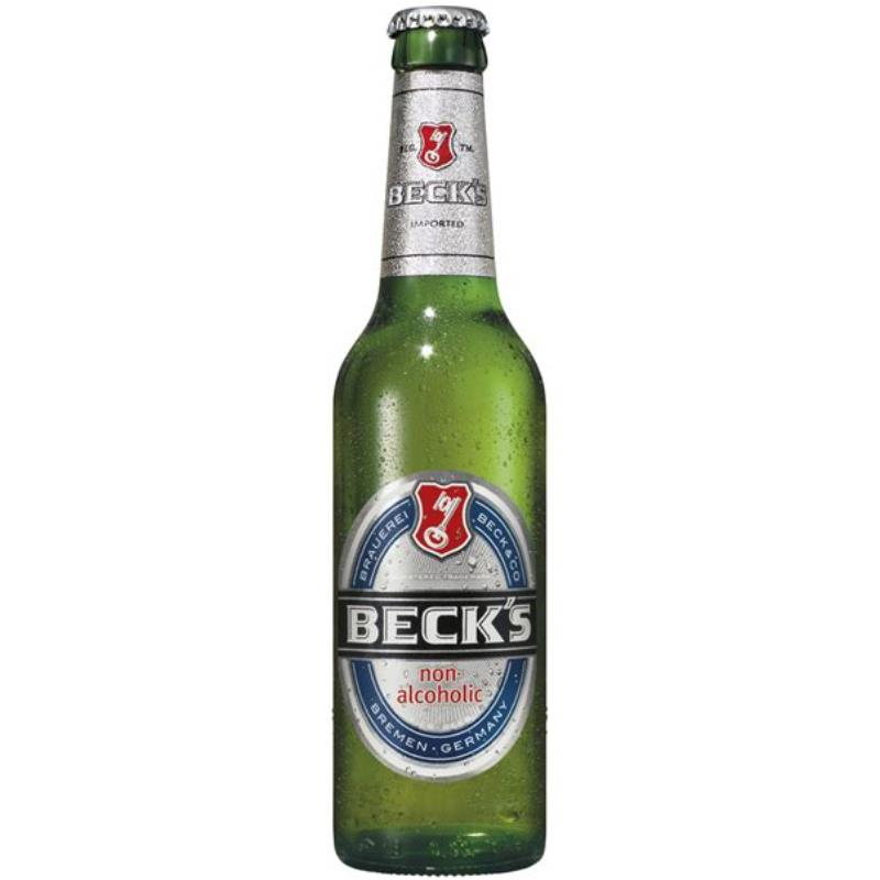 Birra Becks Analcolica Bott.cl.33