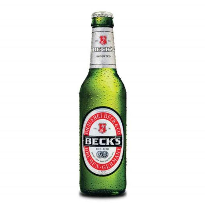 Birra Becks Bott.cl.33