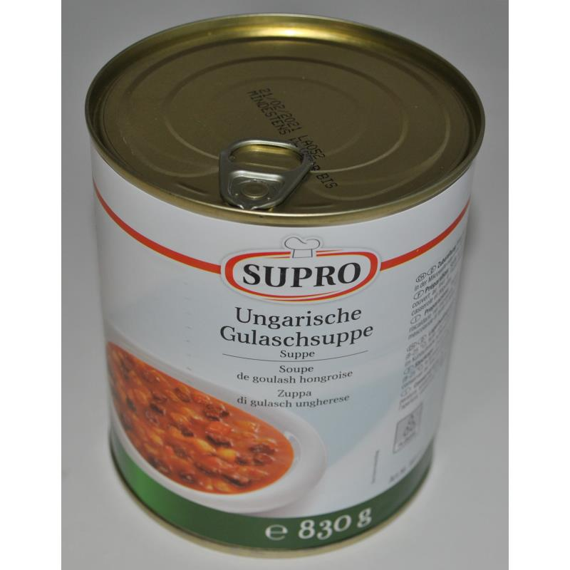 Goulaschsuppe Supro gr. 830