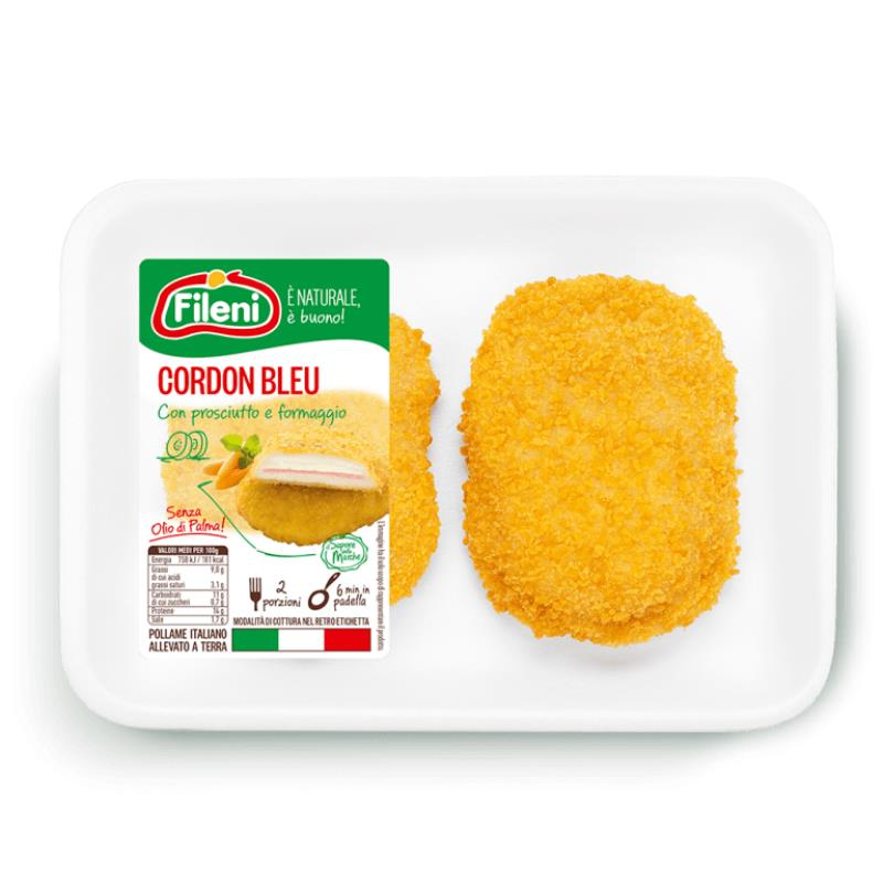 Pollo Cordonbleu Fileni